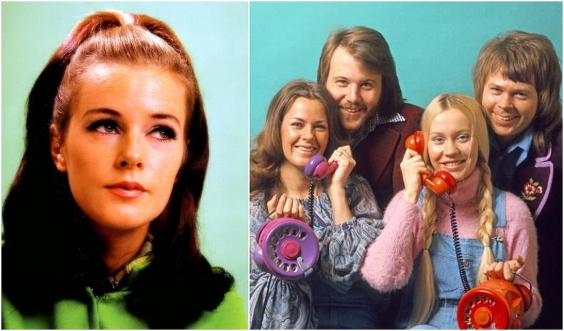 """""""ABBA-ийн хүрэн үст"""" - Үзэсгэлэнт дуучны уй гунигаар дүүрэн амьдралын түүх"""