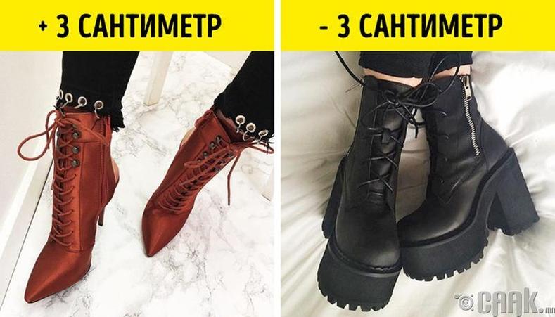 Хурц үзүүртэй гутал