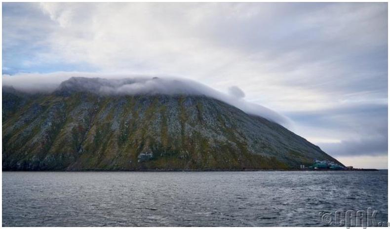 Диомедийн арлууд (ОХУ, АНУ)