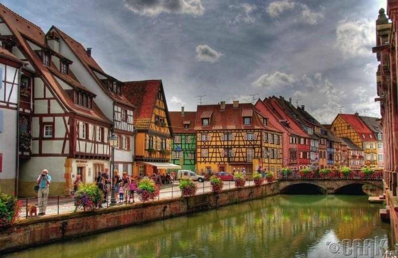 Кольмар (Colmar), Франц