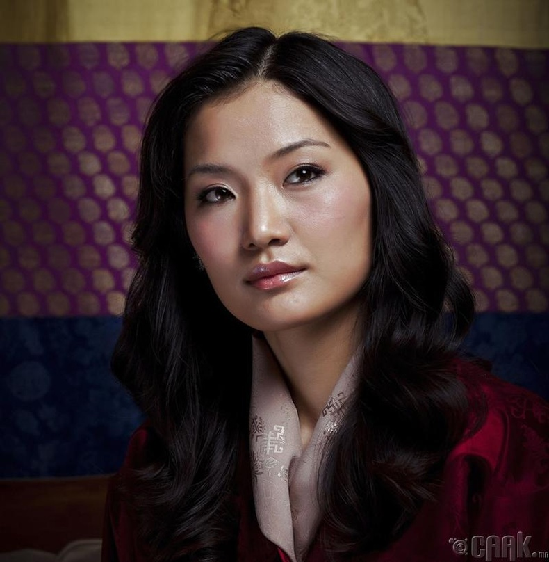 Бутаны хатан хаан Жэцун Пема (Jetsun Pema)