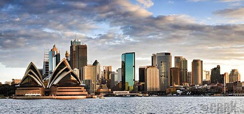 Сидней - Австрали
