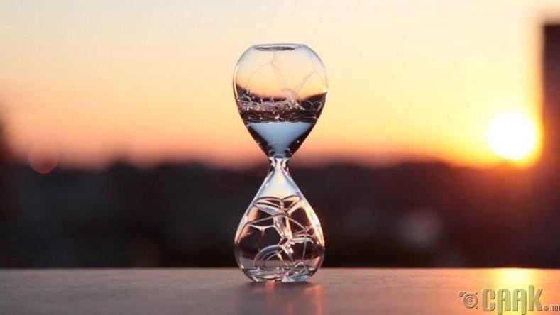 Тэвчээртэй бай