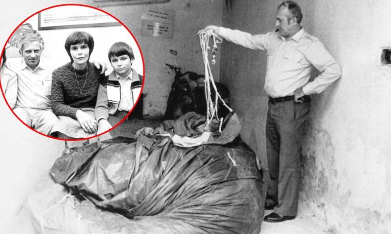Социалист дарангуйллаас агаарын бөмбөлгөөр зугтсан гэр бүлийн түүх