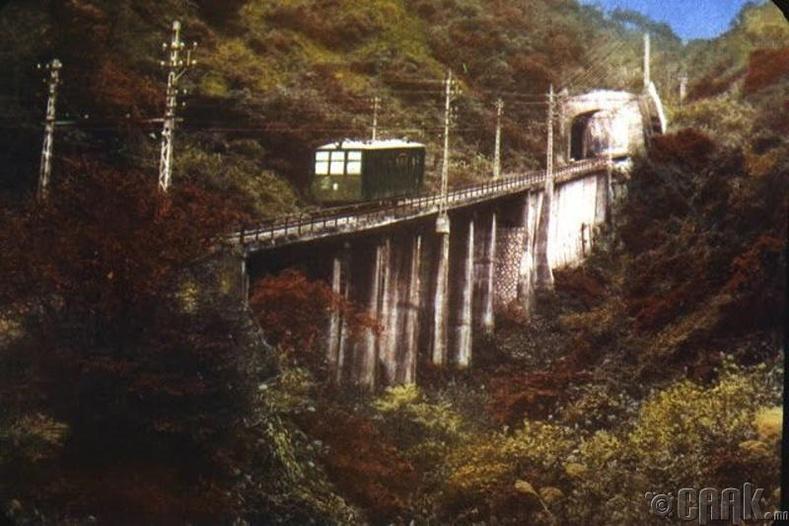 Рокко уул руу хүргэдэг кабель зам, Осака