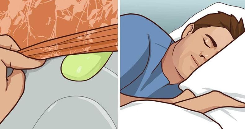 Энэ саванг даавуун доороо хийгээд унт. Таны хөл дахиж хэзээ ч өвдөхгүй!