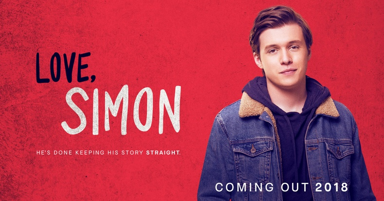 """Love, Simon"" - IMDb оноо: 7.7"