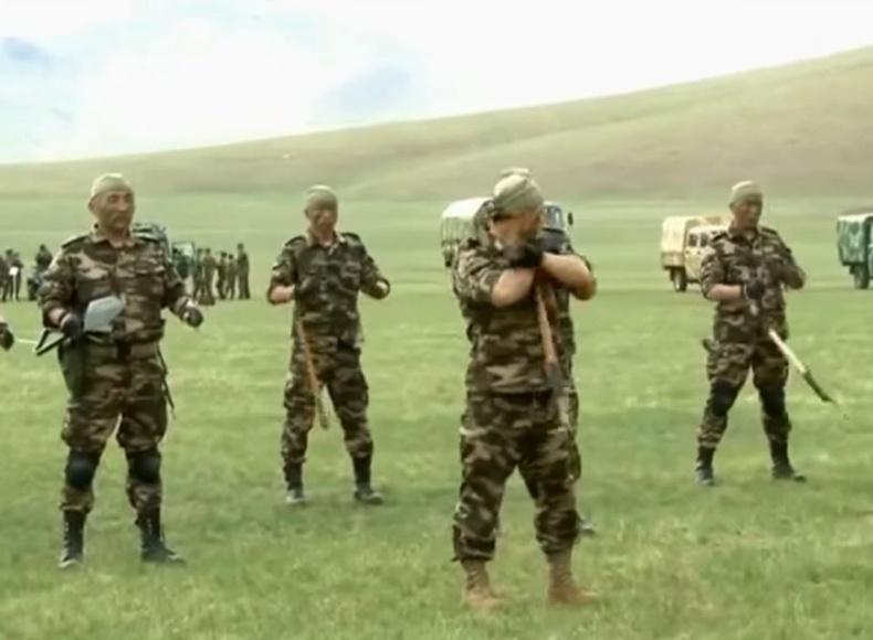 Монгол цэргүүдийн ур чадвар дэлхийд гайхагдаж байна