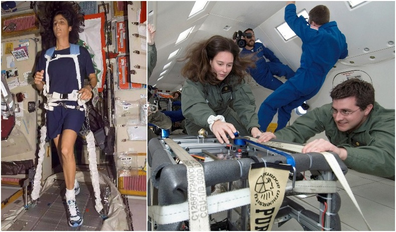 Сансрын нисэгчдийг хэрхэн бэлтгэдэг вэ?