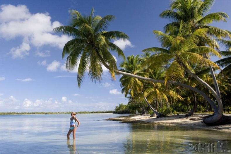 """Avarua"" - Күүкийн арлууд (Cook Islands)"