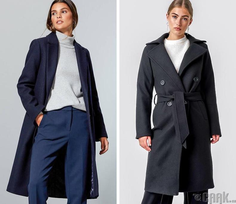 Ноосон пальто
