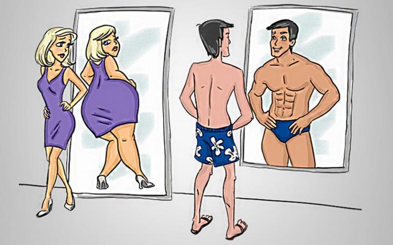 Эрэгтэй эмэгтэй хүмүүсийн ялгаа