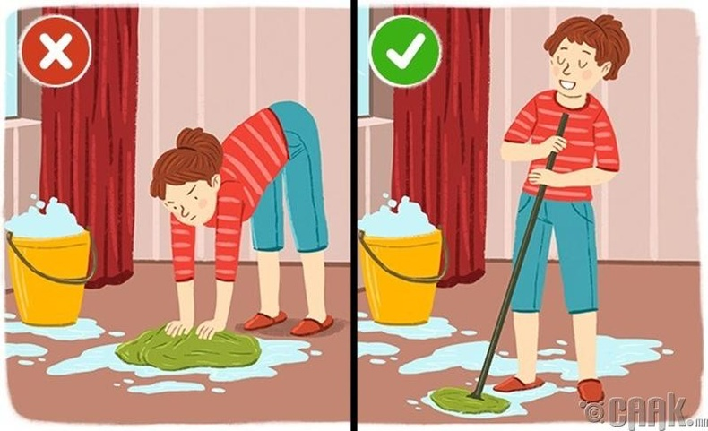 Шалаа угаах