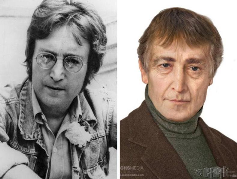 Жон Леннон (1940-1980)