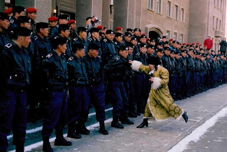 Монгол элдэв зураг (90 фото) №24