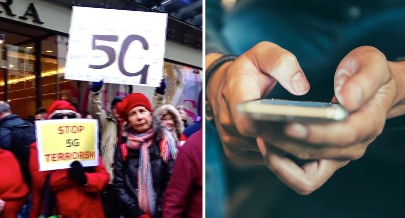 """5G сүлжээ хүний биед ямар ч """"аюулгүй"""" болохыг шинжлэх ухаан баталжээ"""