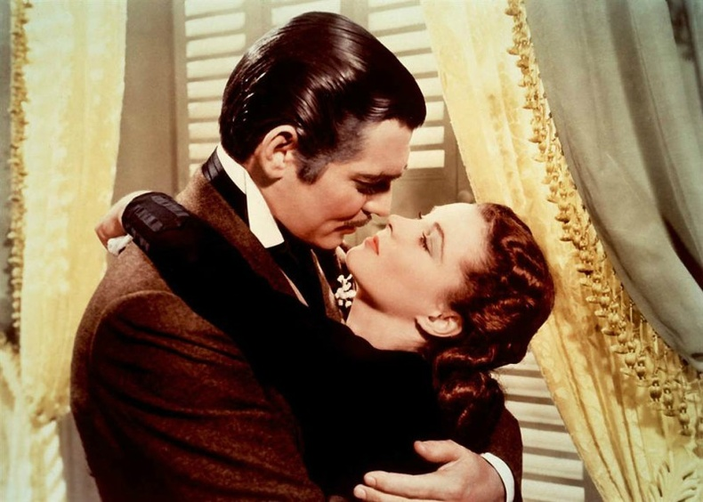 """""""Gone with the Wind"""""""