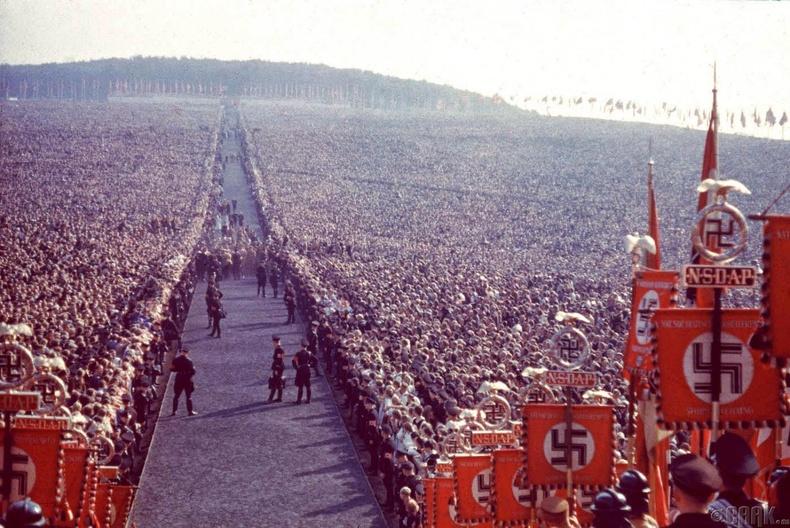 Рейхийн их фестиваль - 1934 он