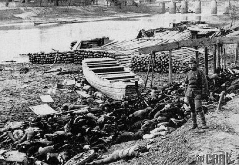 Дайнаас хамгийн их хохирол амссан хоёр дахь улс нь Хятад