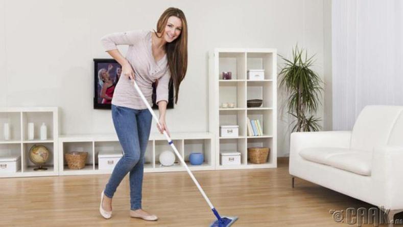 Гэрээ цэвэрлэх