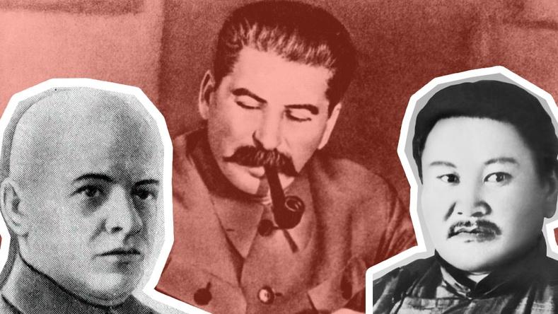 """""""Гаансыг нь хугартал цохисон нь..."""" - Сталинаас айгаагүй гурван эрийн түүх"""