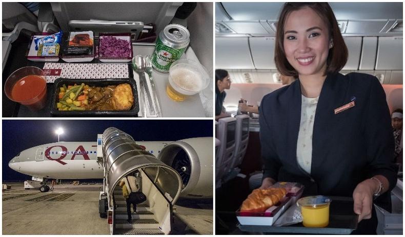 """Катараас Шинэ Зеланд хүртэл """"Боинг-777-200LR"""" онгоцоор 18 цаг ниссэн фото тэмдэглэл"""