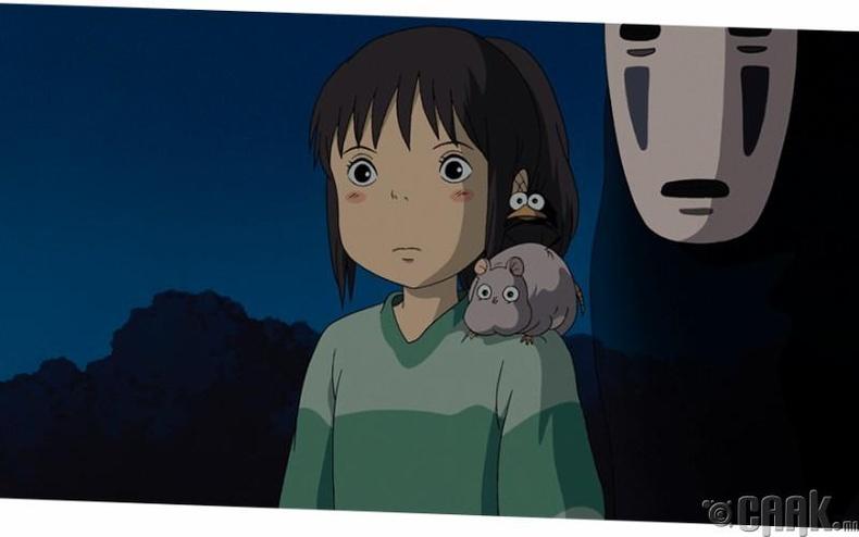 """Spirited Away"", 2003"