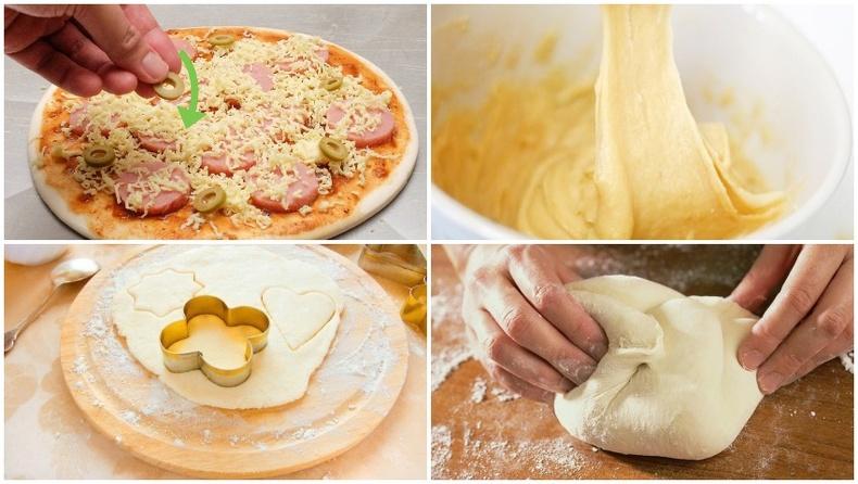 Амтат бялуу, пицца, жигнэмэгийн зуурмаг хийж сурцгаая!