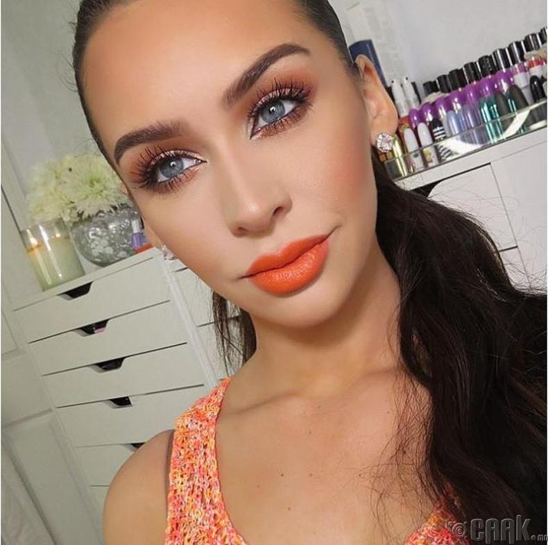 """Bright Tangerine"""