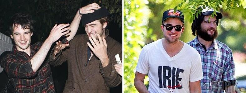 Роберт Паттинсон (Robert Pattinson) болон Том Старриж (Tom Sturridge)