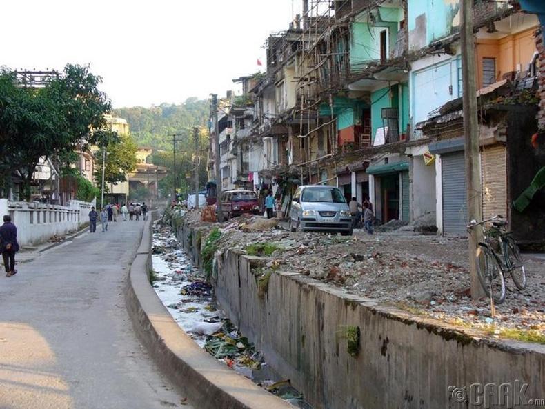 Энэтхэг - Бутан