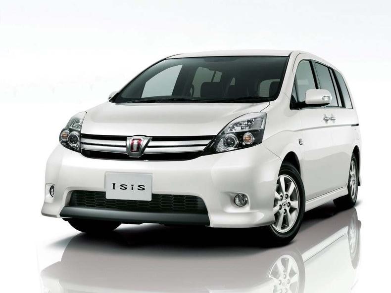 Toyota Isis 2010-2012