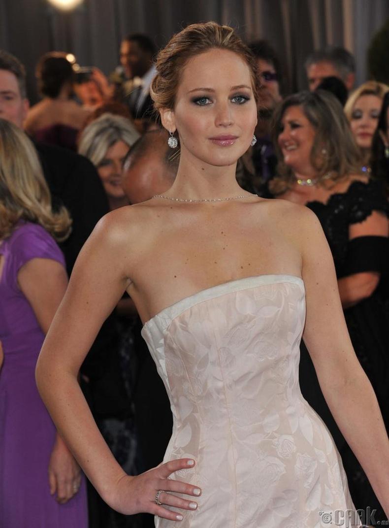 Женнефир Лауренс (Jennifer Lawrence)