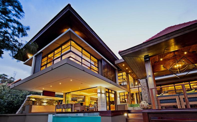 Өмнөд Африк дахь тансаг хаус