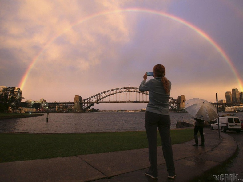 Австралийн Сидней хот