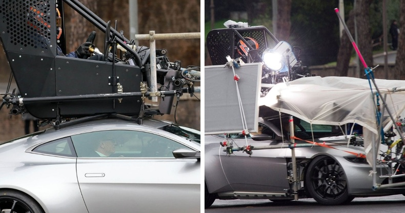 Кинон дээрх машины хөөцөлдөөнтэй хэсгийн зургийг ингэж авдаг