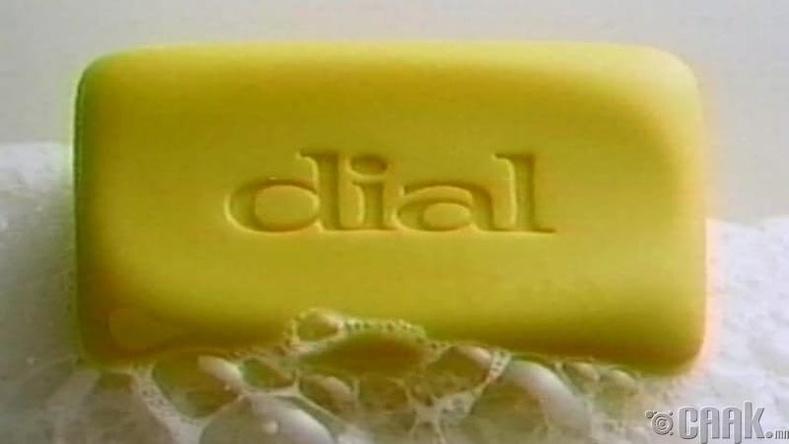 Эмэгтэйчүүдийн ариун цэврийн саван