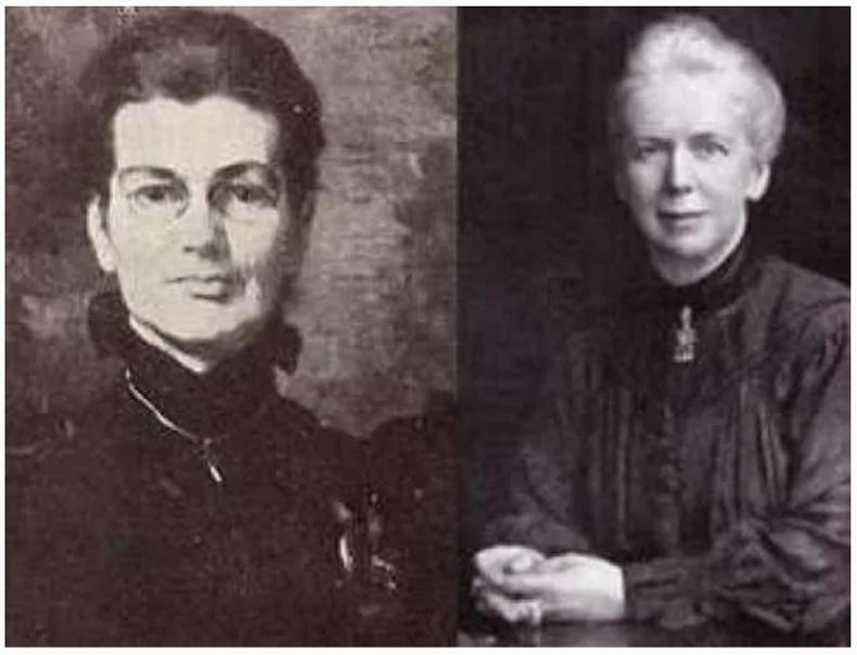 Элеонор Журден болон Шарлотт Анн Моберли (Eleanor Jourdain, Charlotte Ann Moberly)