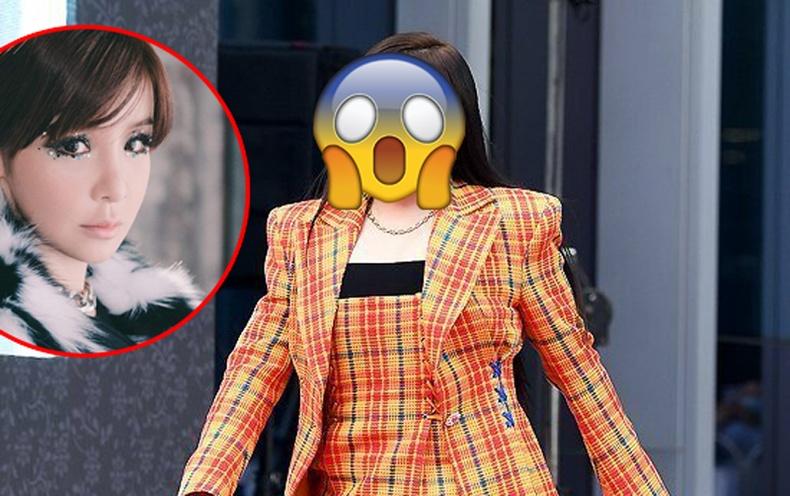 """2NE1 хамтлагийн """"Park Bom"""" шинэ дүр төрхөөрөө олныг гайхшруулав"""