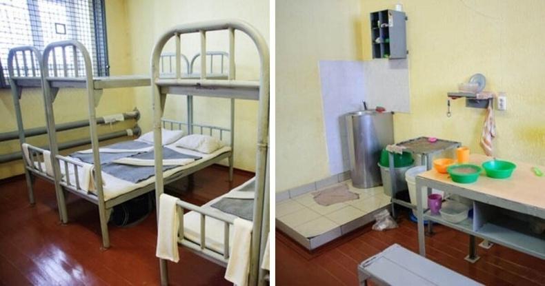 Екатеринбургийн шорон, Орос