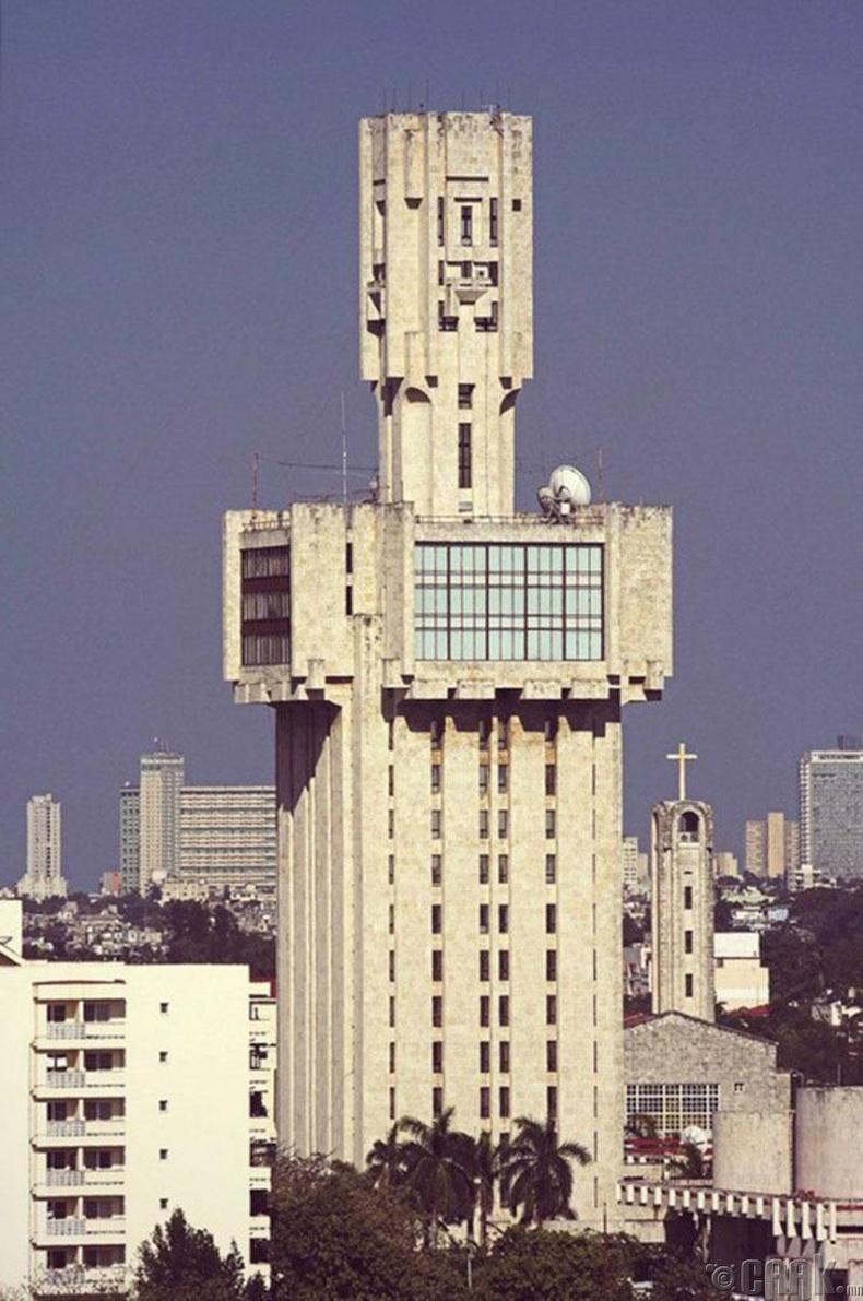 ЗХУ-ын элчин сайдын яам, Хавана, Куба