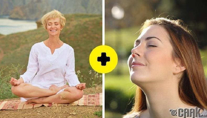 Стрессээ хянах