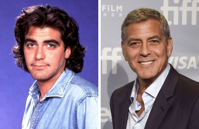 Жорж Клуни ( George Timothy Clooney)