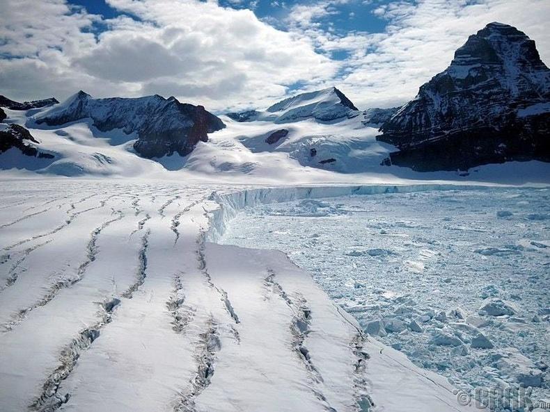 Ларсений мөсөн талбай