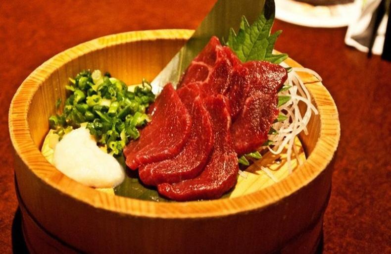 Basashi — Япон