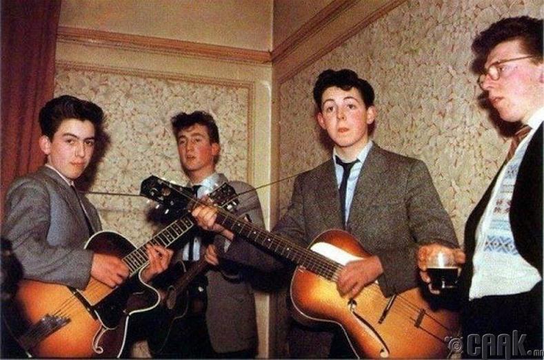 The Beatles, 1957