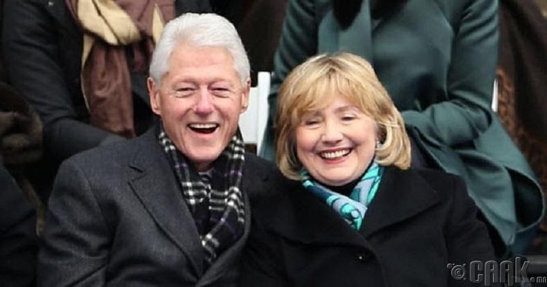 Клинтоны аллага