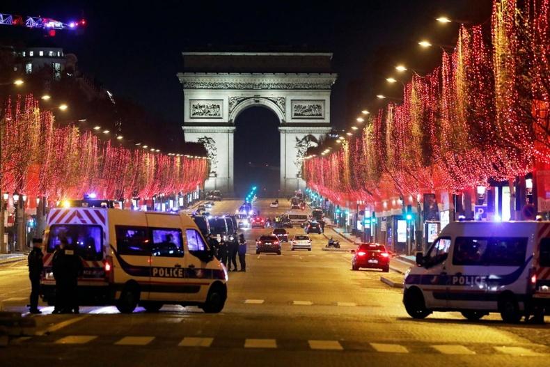Элизейн өргөн чөлөө, Парис
