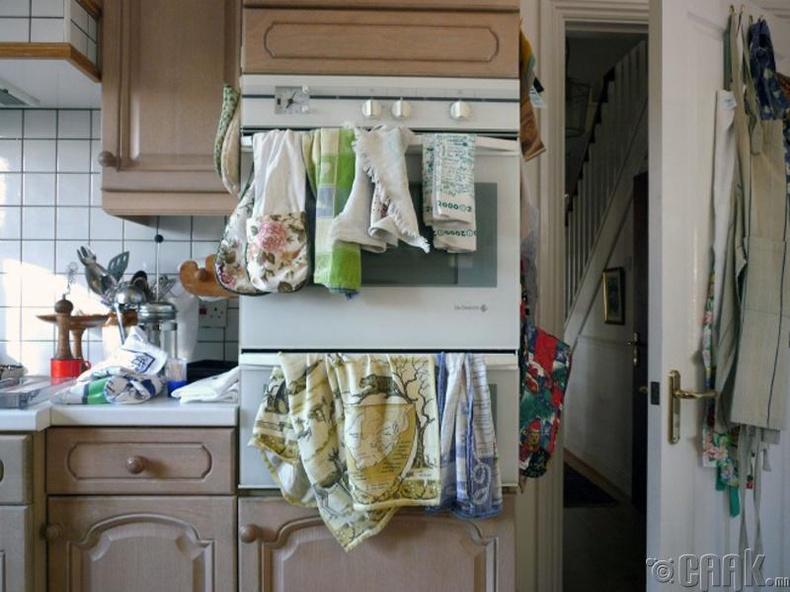 Гал тогооны алчуур