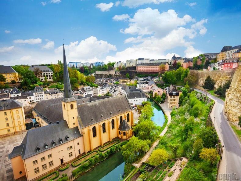 """Люксембург- """"Banque et Caisse d'Épargne de l'État"""""""